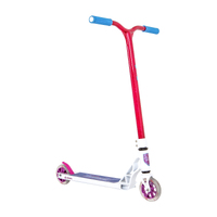 Grit Vibes Scooter Destiny White / Laser Pink